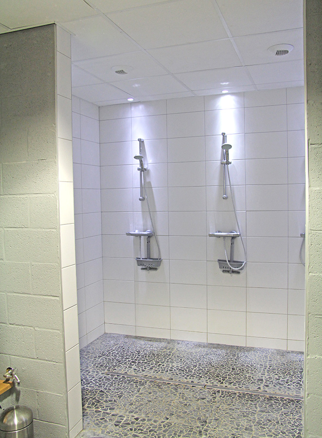 Sanitaire - Belle salle de bain italienne ...