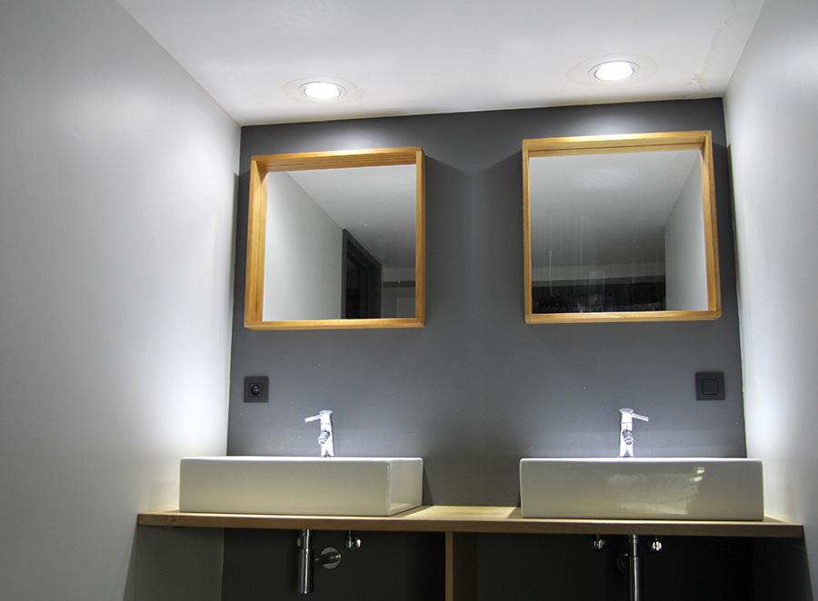 eclairage douche italienne fabulous rnovation salle de bain ancienne mauvaise odeur salle de. Black Bedroom Furniture Sets. Home Design Ideas